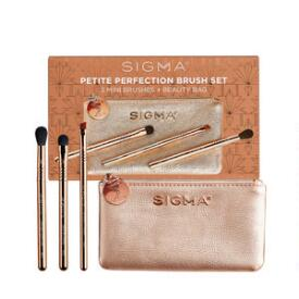 Sigma Beauty Petite Perfect 4-pc Brush Set