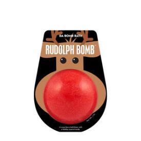Da Bomb Holiday Rudolph Bath Bomb
