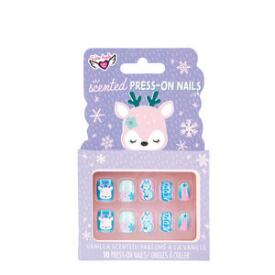 Fashion Angels Scented Press-On Nails - Deer