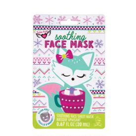 Fashion Angels Soothing Face Mask - Fox