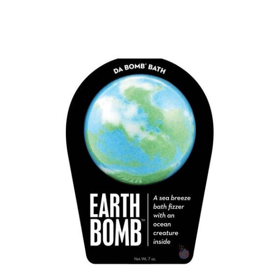 Da Bomb Earth Bath Bomb