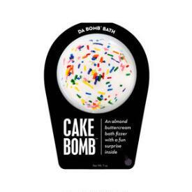 Da Bomb Cake Bath Bomb
