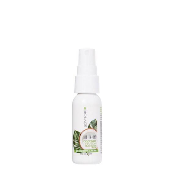 Biolage All-In-One Coconut Infusion Multi-Benefit Spray Travel Size