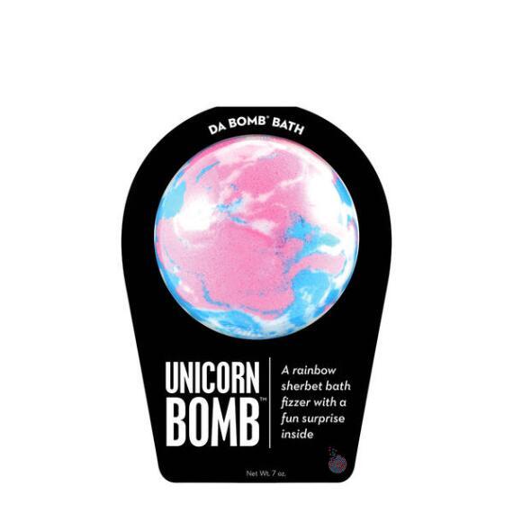 Da Bomb Unicorn Bath Bomb
