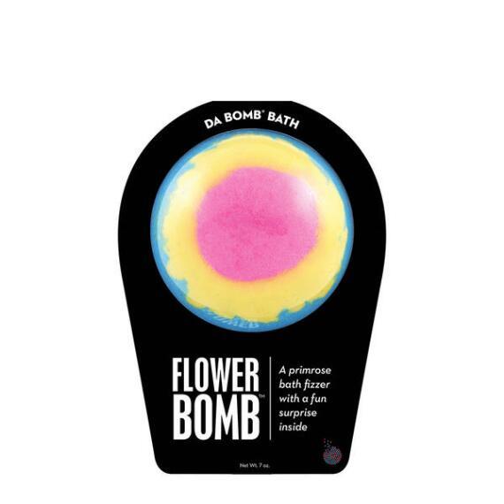Da Bomb Flower Bath Bomb