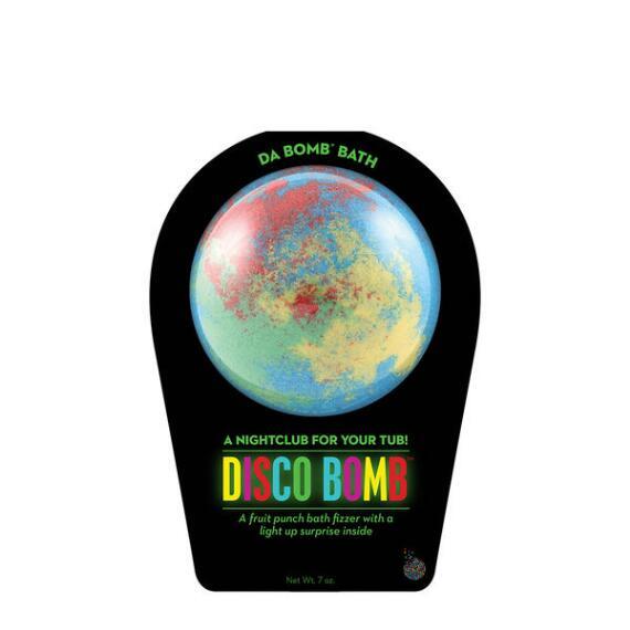 Da Bomb Disco Bath Bomb