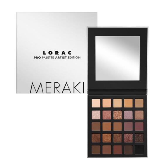 Lorac PRO Palette Artist Edition Meraki Eyeshadow Palette