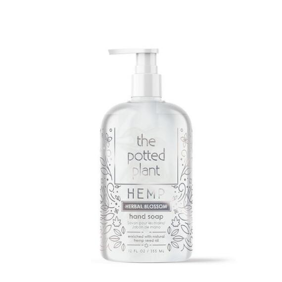 The Potted Plant Herbal Blossom Hand Soap