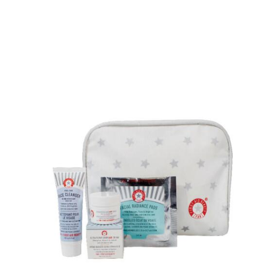 First Aid Beauty 4-pc Travel Set GWP