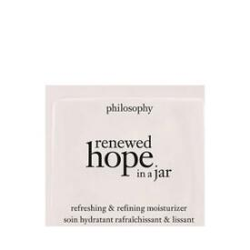 philosphy Renewed Hope in a Jar Refreshing and Refining Moisturizer