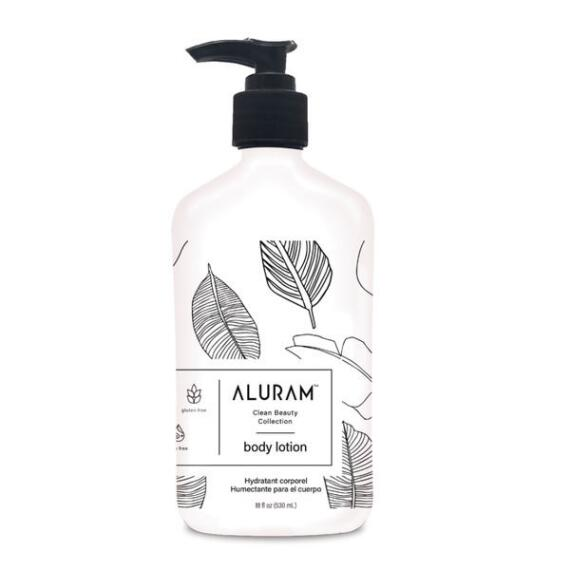 Aluram Clean Beauty Collection Body Lotion