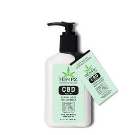 Hempz Herbal Body 300mg CBD Aromatherapy Eucalyptus & Tea Tree Oil Lotion