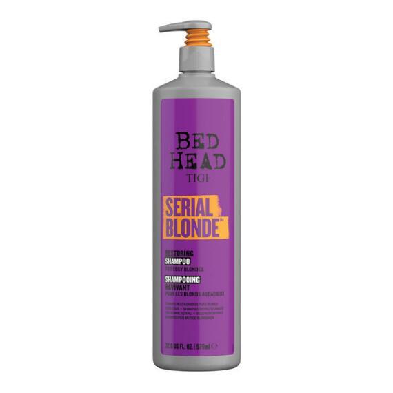 TIGI Bed Head Serial Blonde Restoring Shampoo