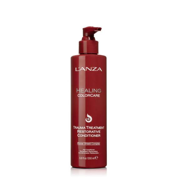 LANZA Healing ColorCare Trauma Treatment Restorative Conditioner