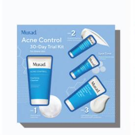 Murad Outsmart Breakouts Acne Control 30 Day Trial Kit