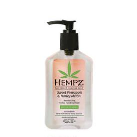 Hempz Sweet Pineapple & Honey Melon Moisturizing Herbal Hand Sanitizer