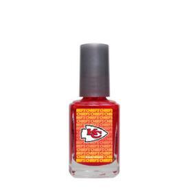 NFL Kansas City Chiefs Red Nail Polish