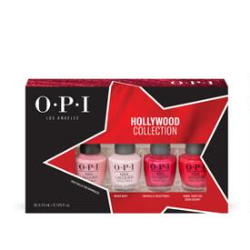 OPI Nail Lacquer Hollywood Collection 4pc Minis Set