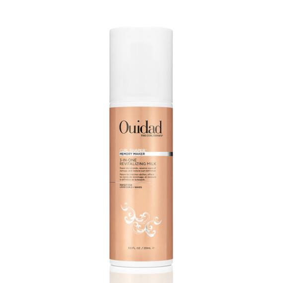 Ouidad Curl Shaper Memory Maker 3-in-One Revitalizing Milk