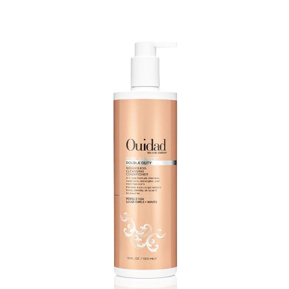 Ouidad Curl Shaper Double Duty Weightless Cleansing Conditioner