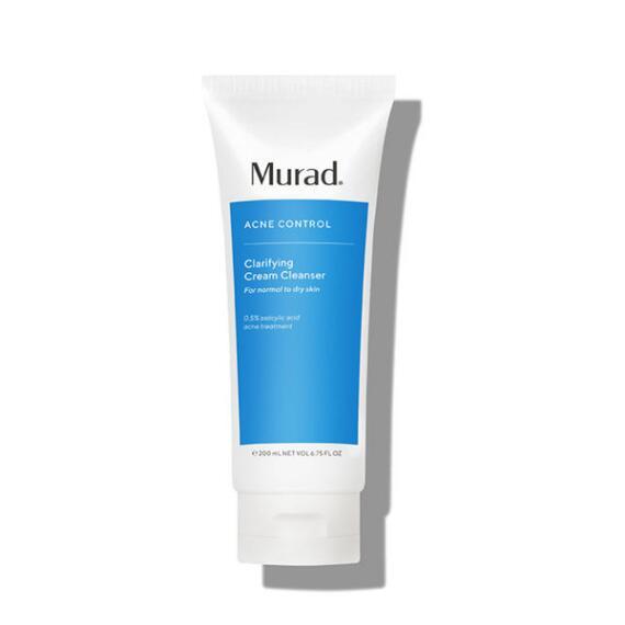 Murad Acne Control Clarifying Cream Cleanser