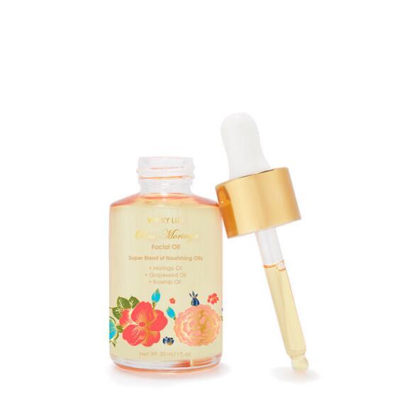 Winky Lux Rose Moringa Face Oil