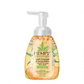 Hempz Sweet Pineapple & Honey Melon Herbal Foaming Hand Wash