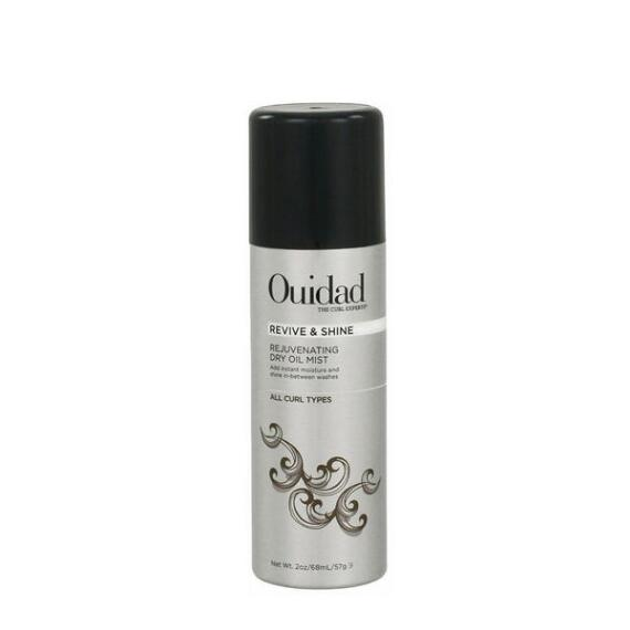 Ouidad Revive and Shine Rejuvenating Dry Oil Mist