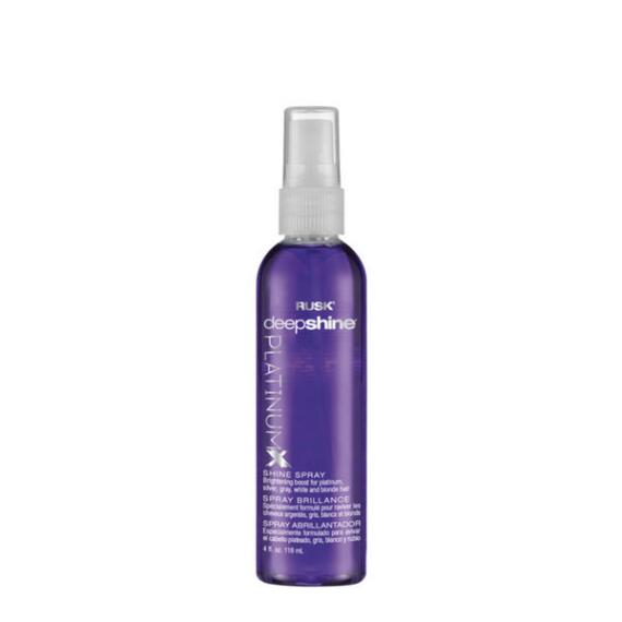 Rusk Deepshine PlatinumX Shine Spray