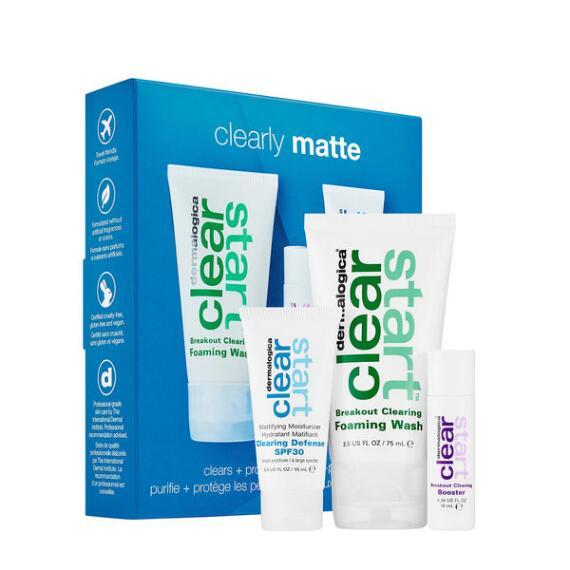 Dermalogica Clear Start Clearly Matte Kit