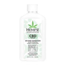 Hempz CBD On One Condition Ultra-Hydrating Herbal Conditioner