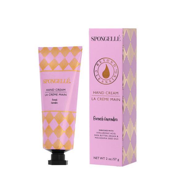 Spongelle Hand Cream - French Lavender