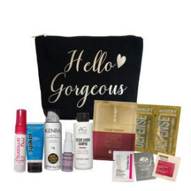 Beauty Brands Hello Gorgeous 12-pc Discovery Bag