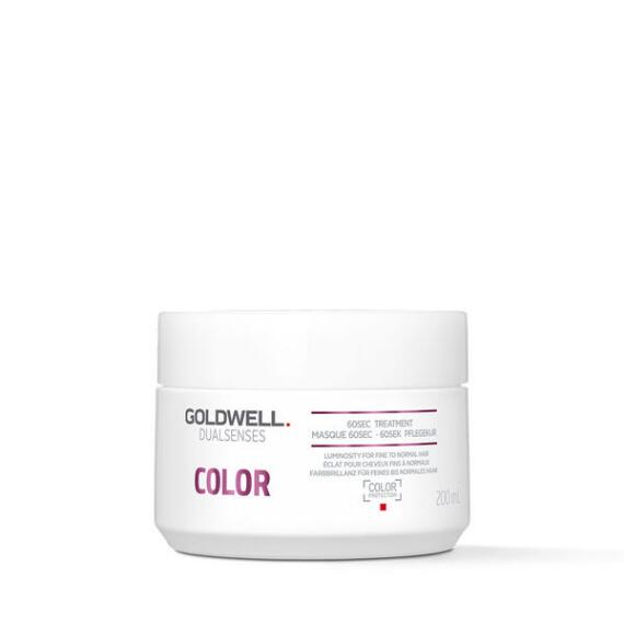 Goldwell Dualsenses Color Brilliance 60 Sec Treatment