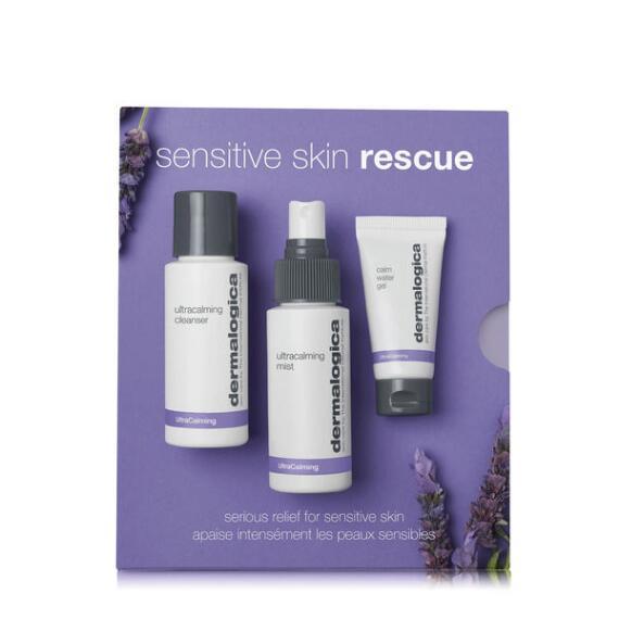 Dermalogica Sensitive Skin Rescue 3-pc Kit