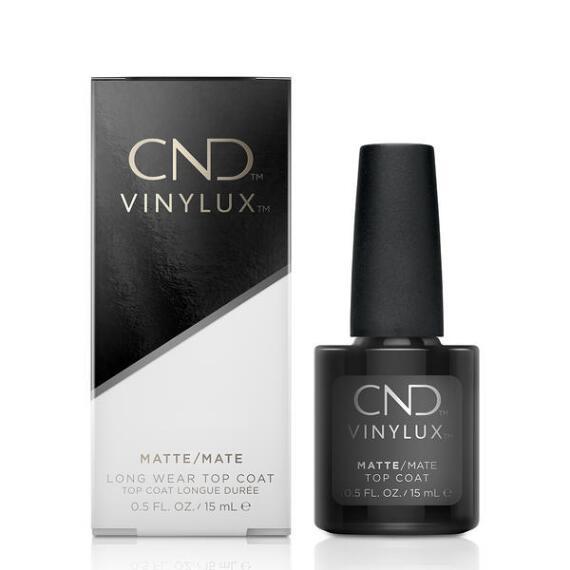 CND Vinylux Matte Top Coat