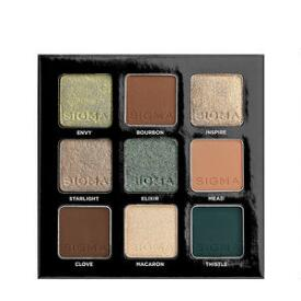 Sigma Beauty On The Go Eyeshadow Palette - Ivy