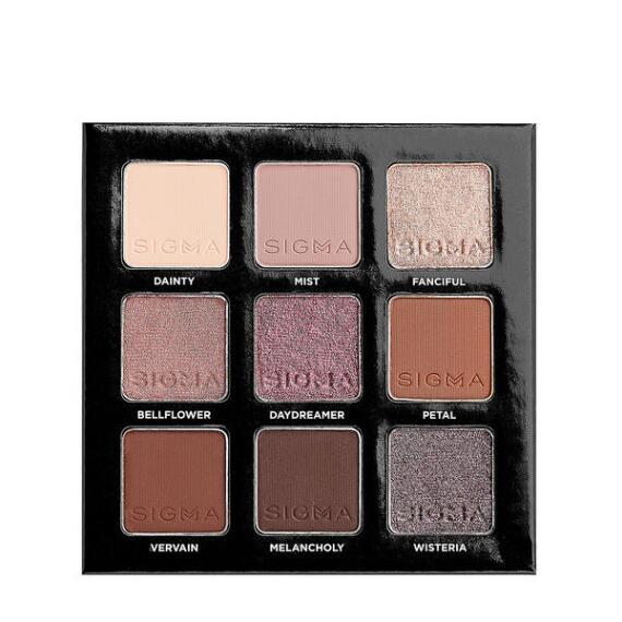Sigma Beauty On The Go Eyeshadow Palette - Hazy