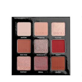 Sigma Beauty On The Go Eyeshadow Palette - Rosy