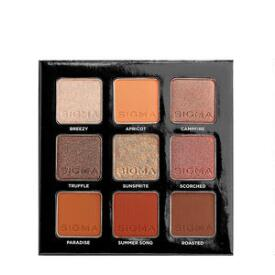 Sigma Beauty On The Go Eyeshadow Palette - Fiery