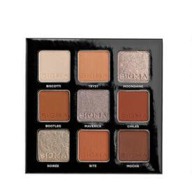 Sigma Beauty On The Go Eyeshadow Palette - Spicy