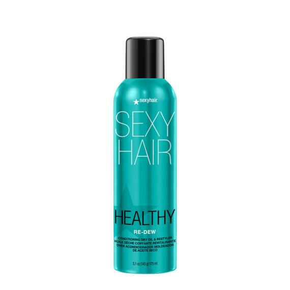 Sexy Hair Healthy Sexy Hair Re-Dew Conditioning Dry Oil & Restyler