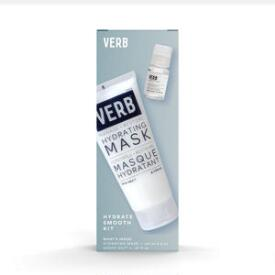 Verb Hydrate + Smooth Hydrating Mask Kit