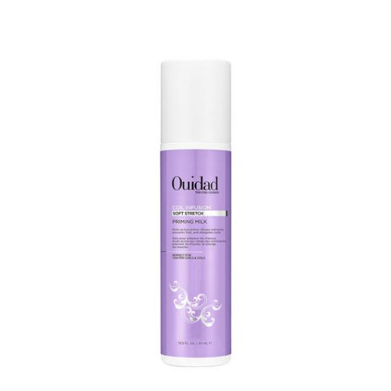 Ouidad Coil Infusion Soft Stretch Priming Milk