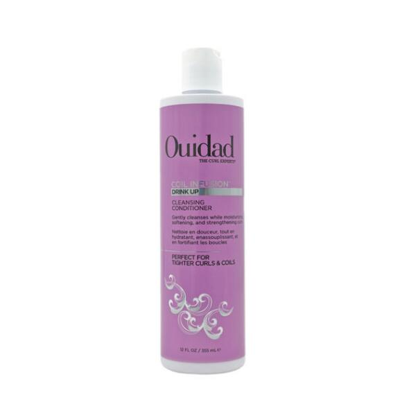 Ouidad Coil Infusion Drink Up Cleansing Conditioner