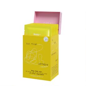 Busy Co. Glow Toning Body Cleansing Cloths