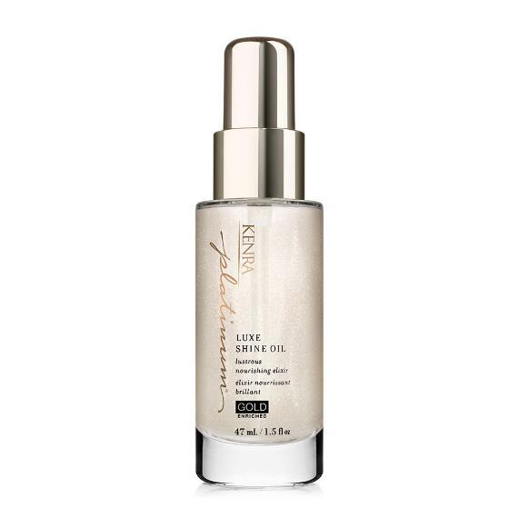 Kenra Platinum Luxe Shine Oil