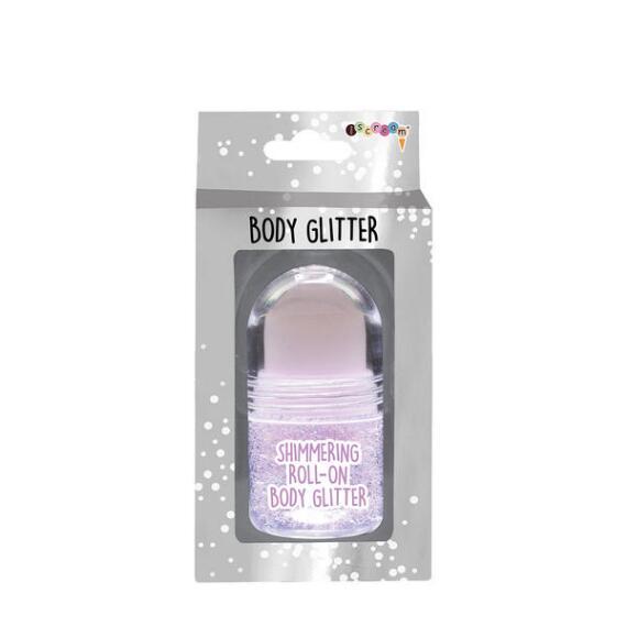 iscream Shimmering Roll-On Body Glitter