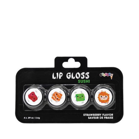 iscream Sushi Lip Gloss Set
