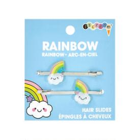 iscream Rainbow Hair Slides